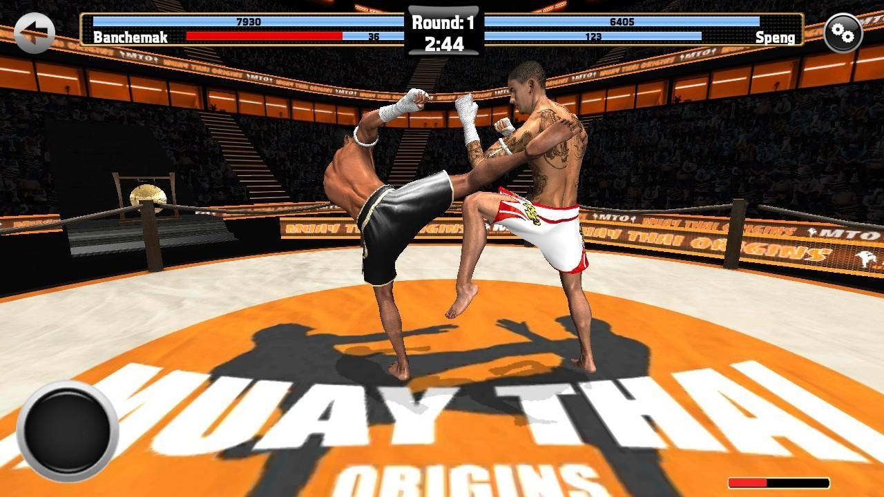 Muay Thai 2 - Choque de combates