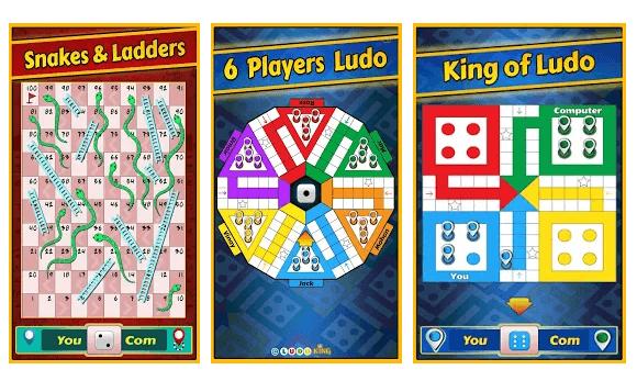 Juego de ludo para android - Ludo King