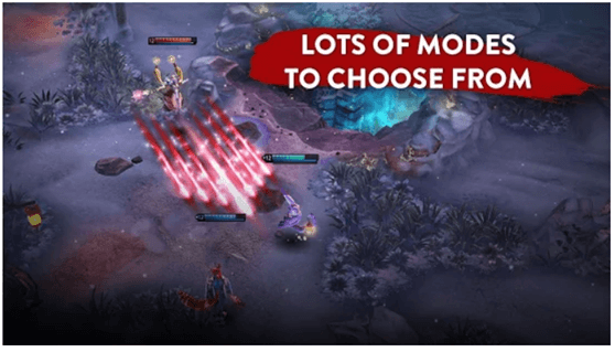 Vainglory juego multijugador en línea
