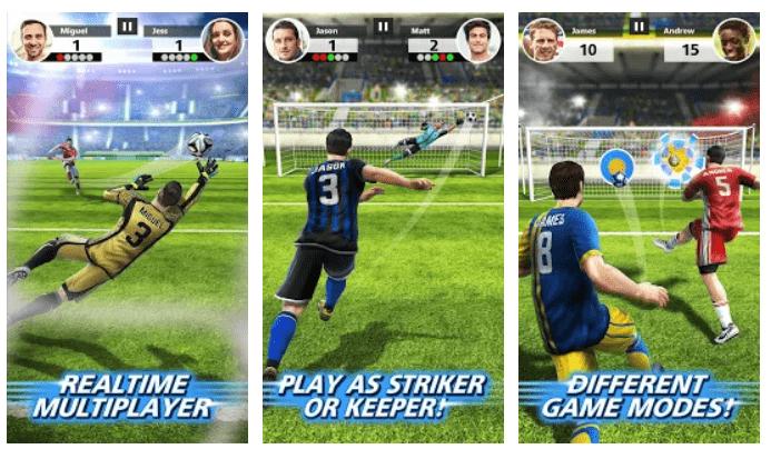 Football Strike - Fútbol Multijugador