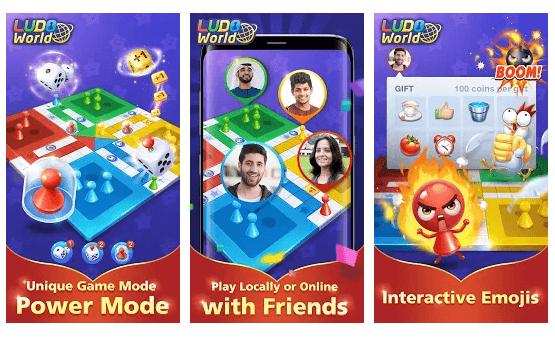 Juego de ludo para android - Ludo World