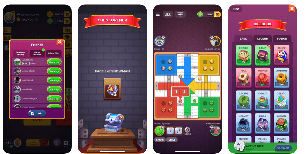 android ludo game - Parchisi Star