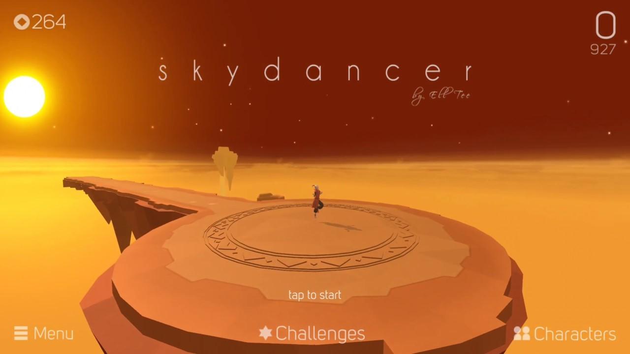 Bailarina del cielo