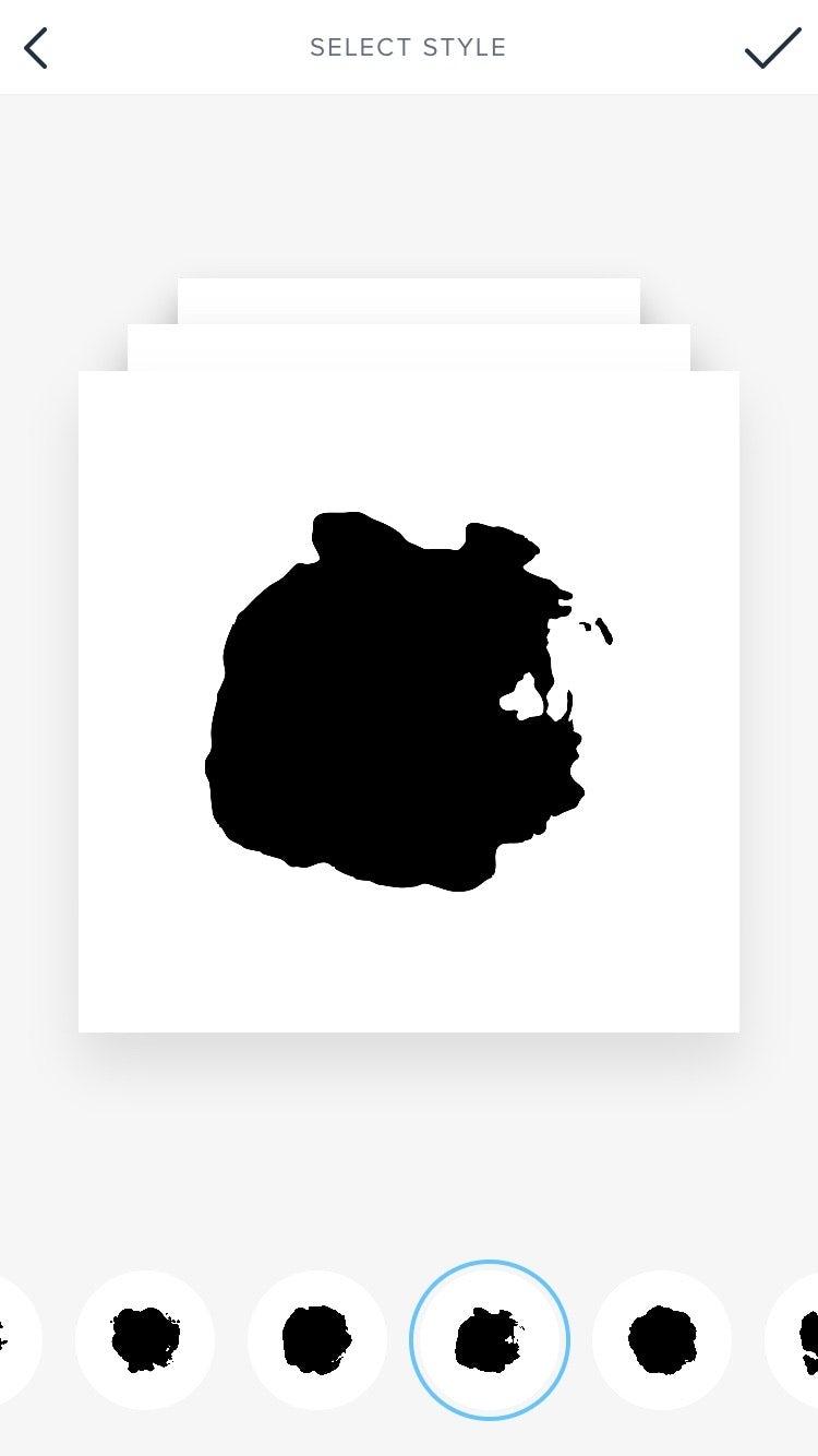 Aplicación de diseño de logotipos Watercolor Logo Maker