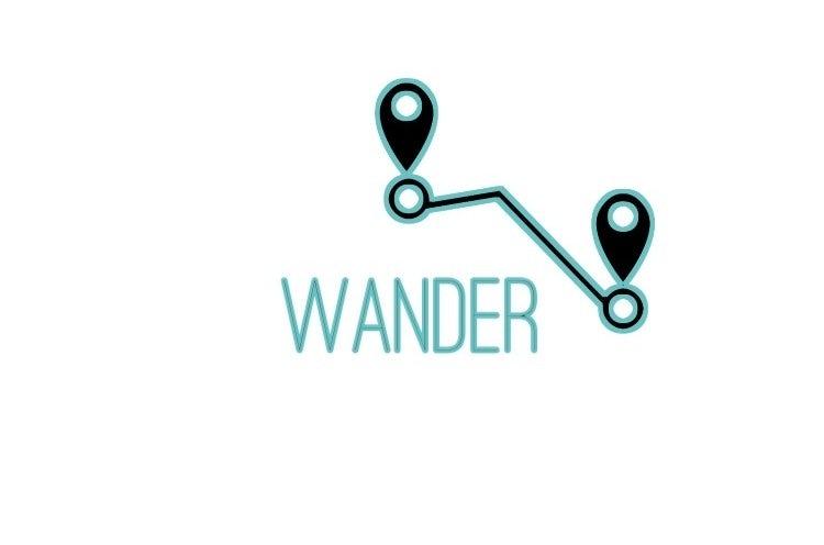Un logotipo hecho con la aplicación ICONA - Logo Designer