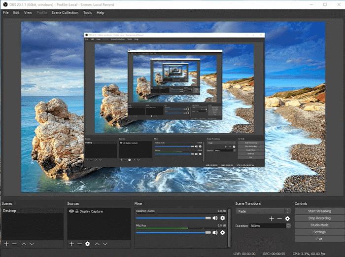 cómo grabar el juego en Windows 10