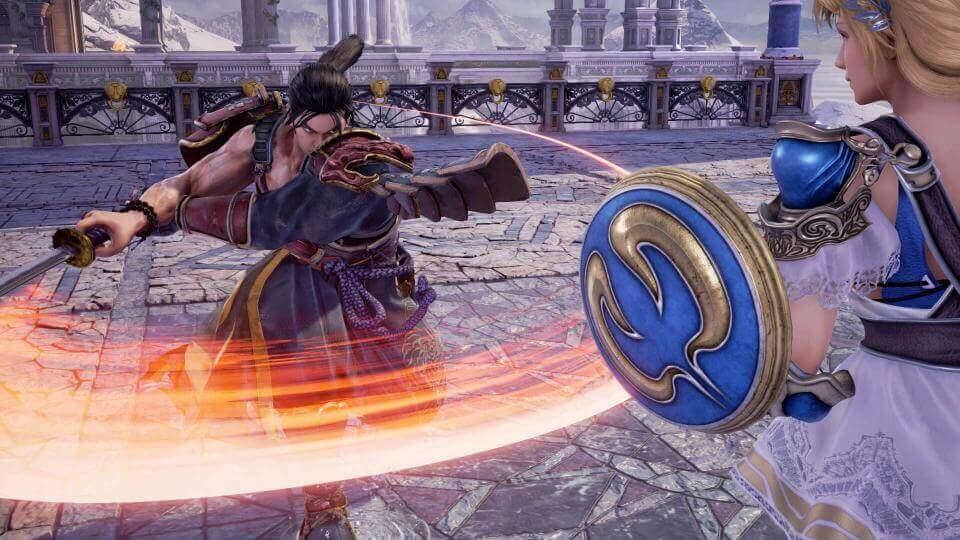 Soulcalibur 6 mejor juego de lucha 2019