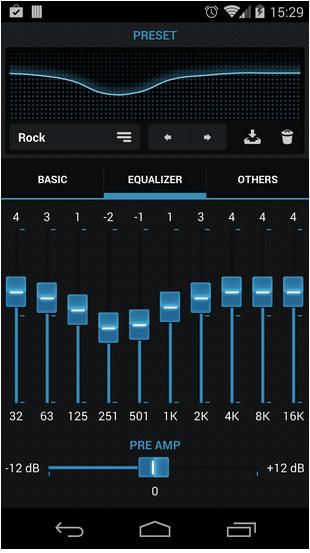 Reproductor de música N7 Player