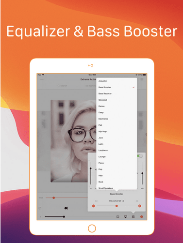 Soundy: reproductor de música ilimitado