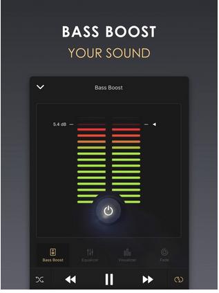 Ecualizador + Reproductor de música HD