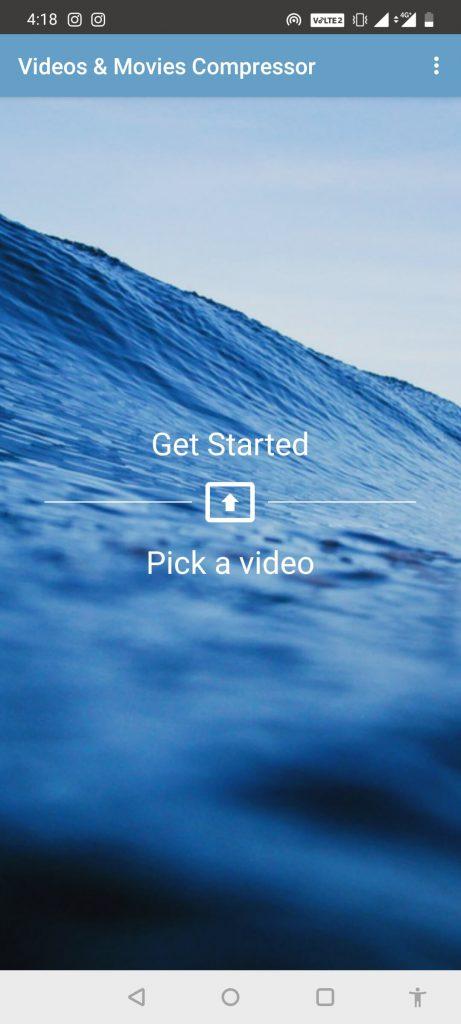 compresores de video Android gratis