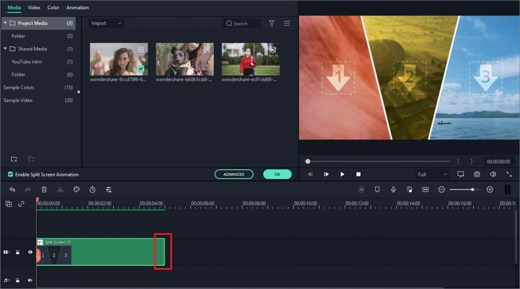 Editor de video Wondershare Filmora