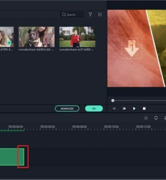 Wondershare Filmora Video Editor el mejor editor de video en pantalla dividida